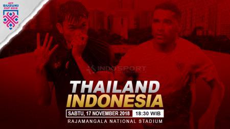 Prediksi pertandingan Thailand vs Indonesia - INDOSPORT