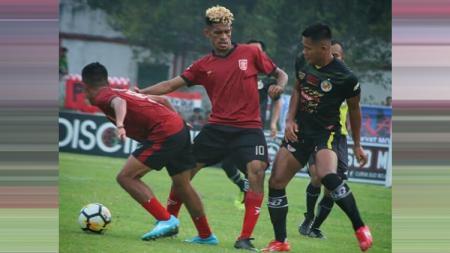 PSMP vs Semen Padang. - INDOSPORT