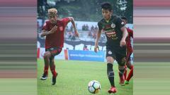 Indosport - PSMP vs Semen Padang