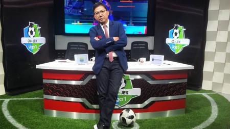 Komentator Sepakbola, Tommy Welly - INDOSPORT