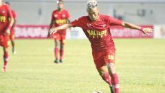 Indosport - Eks penyerang Kalteng Putra, Kushedya Hari Yudo.