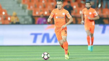 Norshahrul Idlan Talaha, pemain andalan Timnas Malaysia. - INDOSPORT