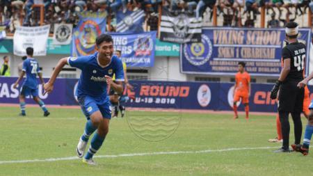 Ilham Qolba akan dipromosikan Robert Rene Alberts ke Persib Bandung senior. - INDOSPORT