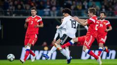 Indosport - Proses gol Leroy Sane.