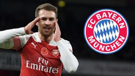 Ramsey dikabarkan akan hengkang ke Bayern Munchen pada Juli 2019 - INDOSPORT