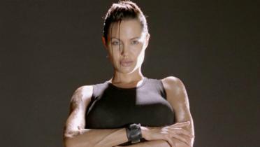 Rahasia Body Keren Angelina Jolie untuk Film 'Lara Croft'