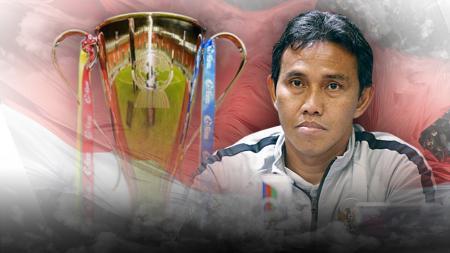 Pelatih Timnas Indonesia, Bima Sakti. - INDOSPORT