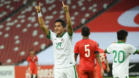 Septian David Maulana, bintang Timnas Indonesia - INDOSPORT