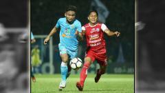 Indosport - Persela Lamongan vs Arema FC