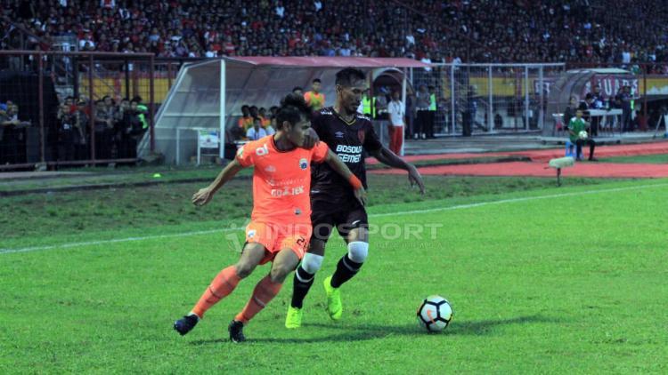 PSM Makassar vs Persija Jakarta Copyright: Wira Wahyu Utama/Indosport.com