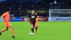 Indosport - PSM Makassar vs Persija Jakarta.