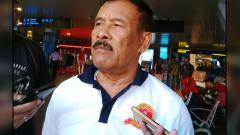 Indosport - Umuh Muchtar, manajer Persib Bandung.