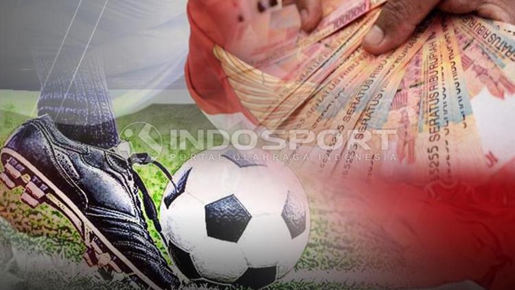Ilustrasi Mafia Sepak bola