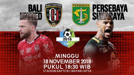 Prediksi pertandingan Bali United vs Persebaya Surabaya - INDOSPORT