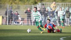 Indosport - Egy Maulana Vikri saat bermain untuk Lechia Gdansk II.