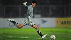 Indosport - Mantan kiper Timnas Indonesia, Kurnia Meiga Hermansyah.