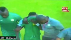 Indosport - Sadio Mane menangis