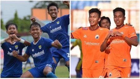 Ilustrasi Persib Bandung U-19 vs Persija Jakarta U-19. - INDOSPORT