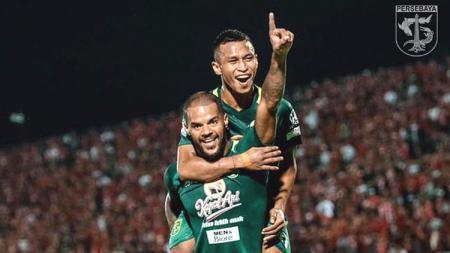 Bali United vs Persebaya. - INDOSPORT