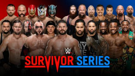 WWE Survivor Series 2018 - INDOSPORT