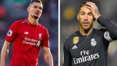 Indosport - Usai sindir Ramos, Lovren dapat serangan dari fans Real Madrid
