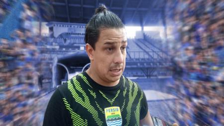Asisten Pelatih Persib, Fernando Soler - INDOSPORT