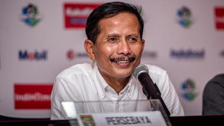 Pelatih Persebaya, Djajang Nurdjaman. - INDOSPORT