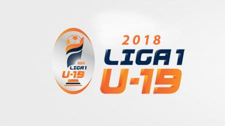 Logo Liga 1 U-19 2018. - INDOSPORT