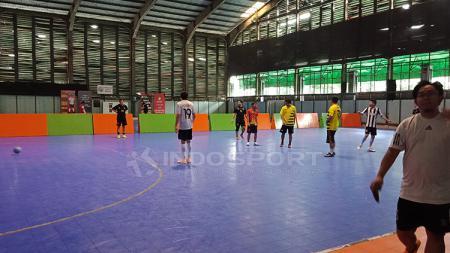 Futsal pria di Cilanda Sport Centre - INDOSPORT