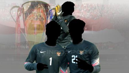 Tiga kiper terbaik Timnas Indonesia sepanjang sejarah Piala AFF - INDOSPORT
