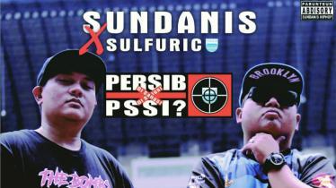 Sundanis Hip Hop membuat lagu tentang Persib dan PSSI. - INDOSPORT