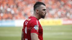 Indosport - Marko Simic, penyerang andalan Persija Jakarta dikabarkan jadi incaran Kalteng Putra yang baru promosi ke Liga 1.