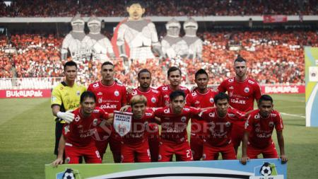Skuat Persija Jakarta - INDOSPORT