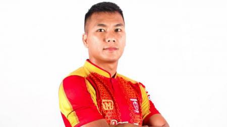 Riski Novriansyah, pemain Semen Padang. - INDOSPORT