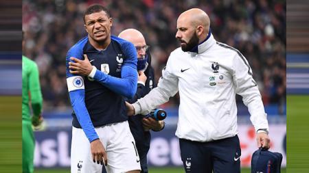 Prancis vs Uruguay - INDOSPORT