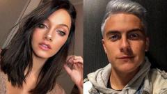 Indosport - Oriana Sabatini dan Paulo Dybala telah menjalin hubungan sejak 2017
