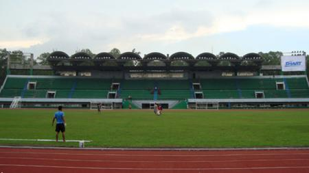 Stadion Panaad Park kepunyaan Filipina. - INDOSPORT