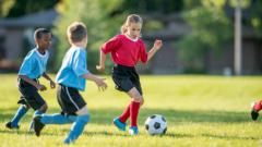 Indosport - Ilustrasi olahraga untuk anak-anak.