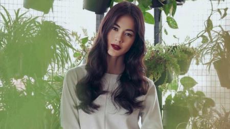Paula Verhoeven yang namanya semakin familiar setelah menikah dengan salah satu artis kondang Indonesia, yakni Baim Wong, memang terkenal memiliki lekuk tubuh yang ideal sebagai seorang model. - INDOSPORT