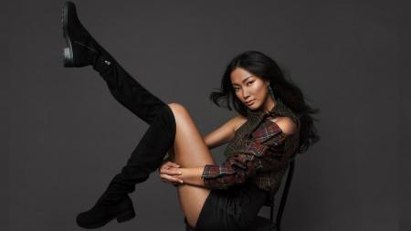 Model Cantik Indonesia, Jesslyn Lim. - INDOSPORT