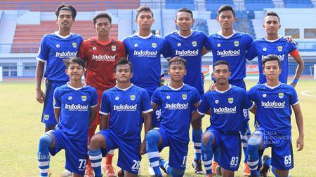 Skuat Persib Bandung U-19. - INDOSPORT