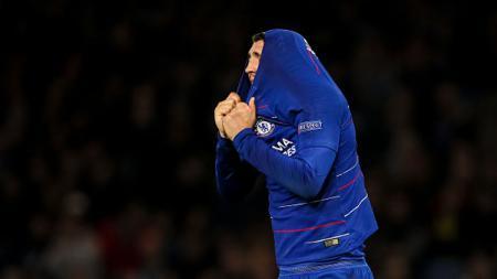 Chelsea harus kehilangan bintang mereka dan terancam pincang jelang laga semifinal leg pertama Liga Champions 2020/21 kontra Real Madrid. - INDOSPORT