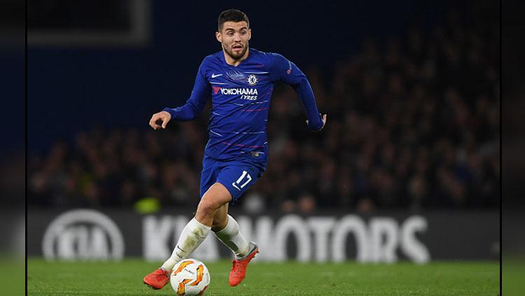 Mateo Kovacic, gelandang serang Chelsea. Copyright: Getty Images