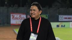 Indosport - Presiden Madura United FC, Achsanul Qosasi.