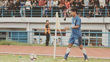 Gelandang Persib Bandung U-19 Beckham Putra Nugraha. - INDOSPORT
