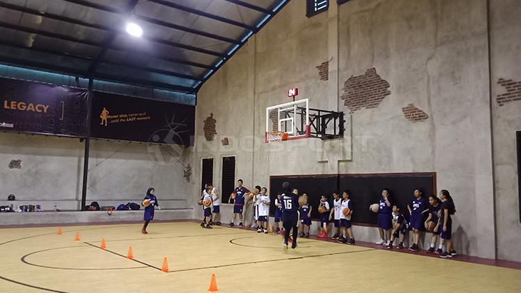 lapangan basket Brick House Kalibata Jakarta