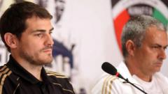 Indosport - Iker Casillas menyebut 3 pelatih yang menginspirasinya selama berada di Real Madrid. Apakah termasuk Jose Mourinho?