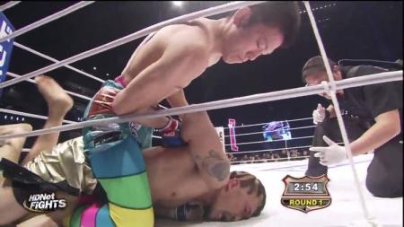 Shinya Aoki bakal mempertaruhkan gelar juara dunia melawan Christian Lee - INDOSPORT