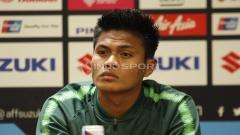 Indosport - Fachrudin Aryanto, Bek Timnas Indonesia.