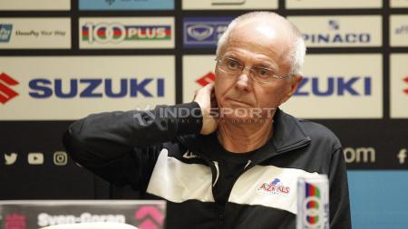 Sven-Goran Eriksson, pelatih Timnas Filipina di Piala AFF 2018. - INDOSPORT